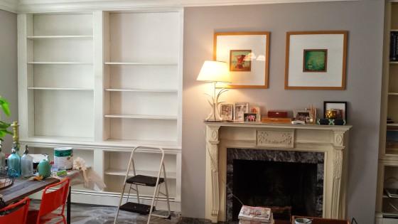 Bookshelf after - 3