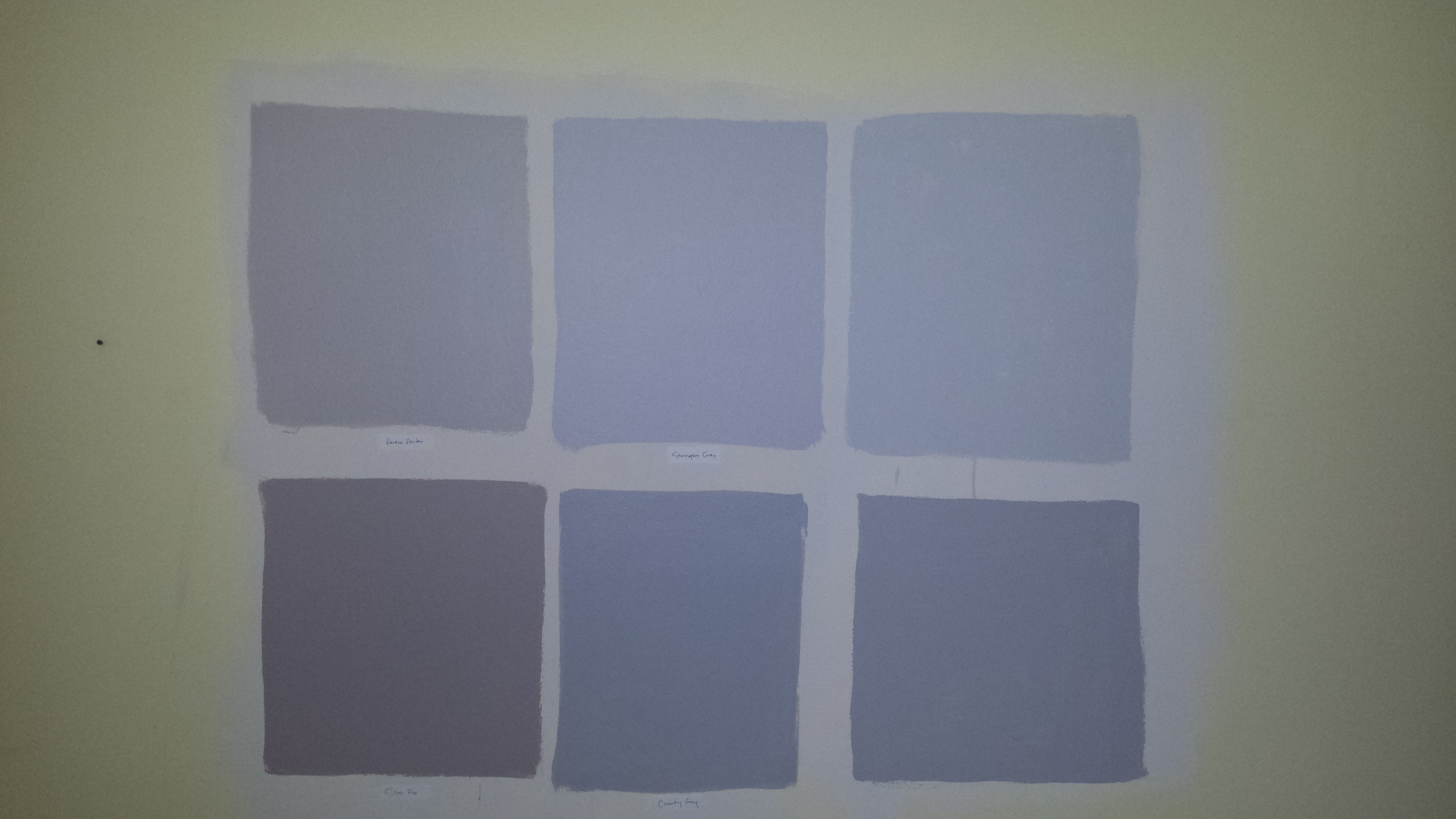 Grey paint swatches revere pewter swatch opted for revere Dark grey paint samples