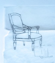 Chair Sketch 10.31