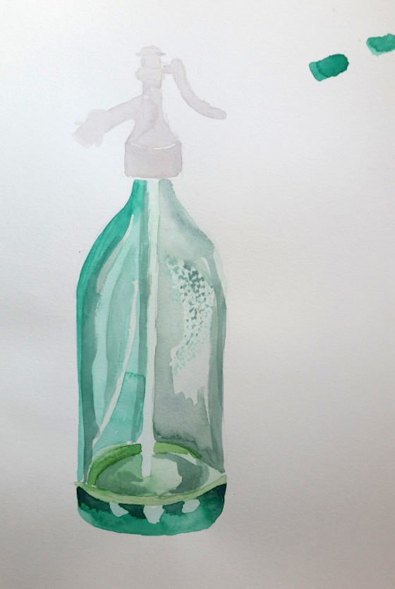 Seltzer Bottle